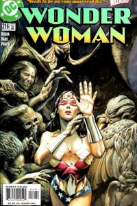 Wonder Woman Volume Two issue 216