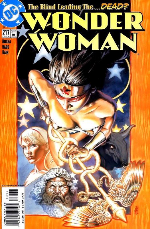 Wonder Woman Volume Two issue 217