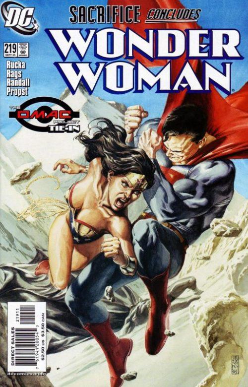 Wonder Woman Volume Two issue 219