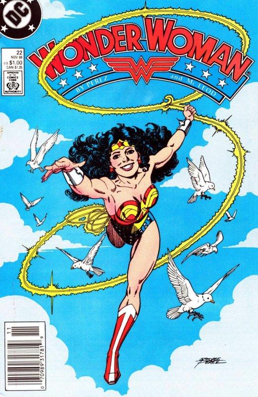 Wonder Woman Volume Two Issue 22