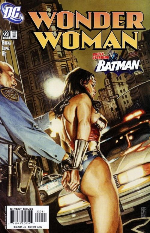 Wonder Woman Volume Two issue 220