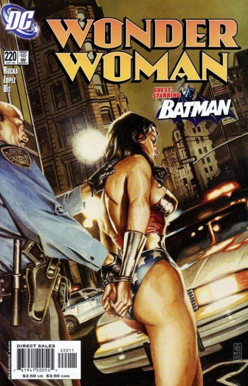 Wonder Woman Volume Two issue 220