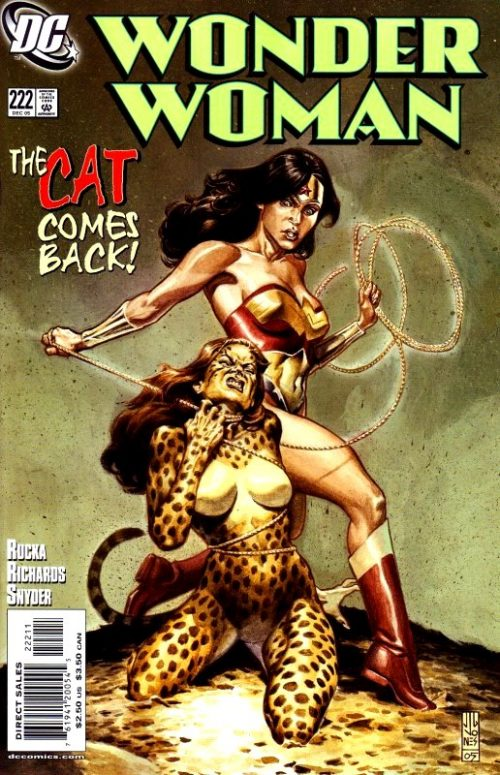 Wonder Woman Volume Two issue 222
