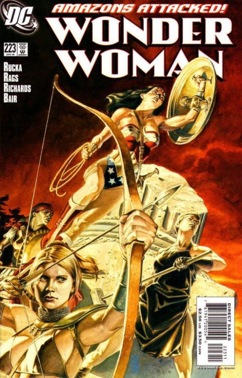 Wonder Woman Volume Two issue 223