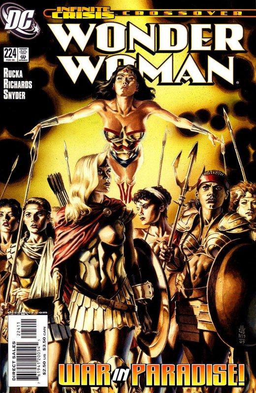 Wonder Woman Volume Two issue 224