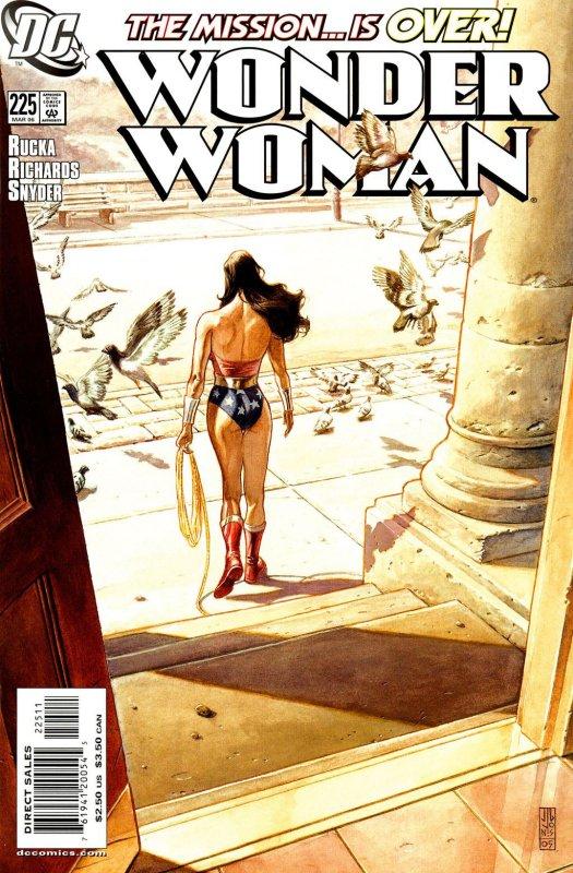Wonder Woman Volume Two Issue 225