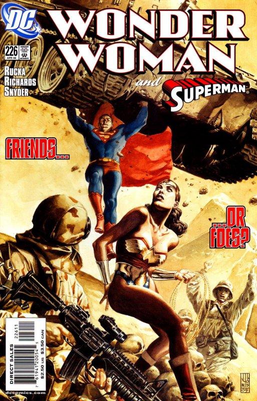 Wonder Woman Volume Two issue 226