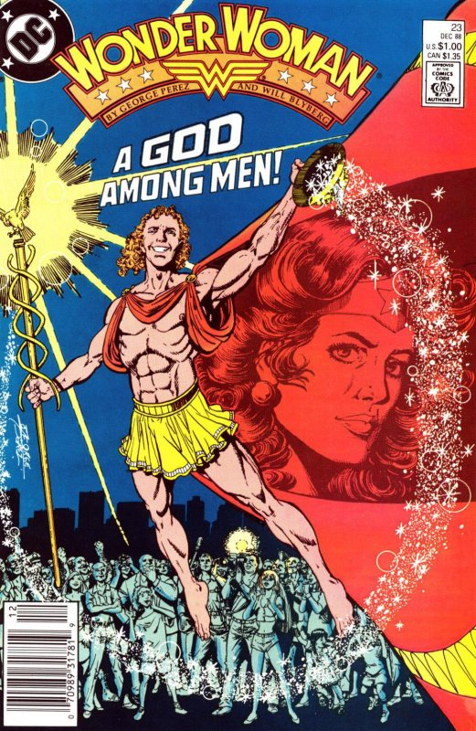Wonder Woman Volume Two issue 23