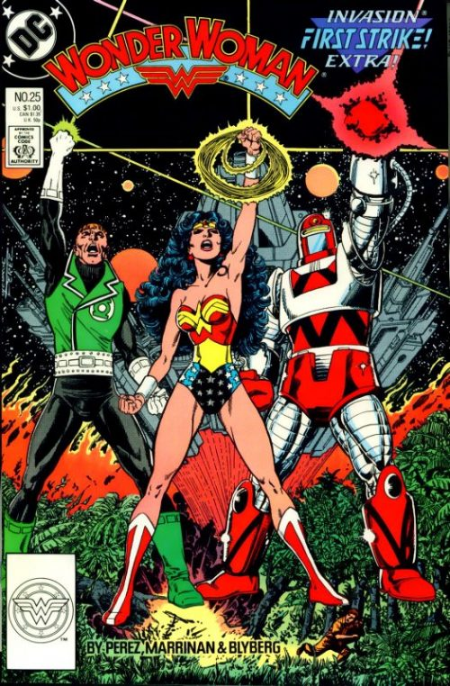 Wonder Woman Volume Two issue 25