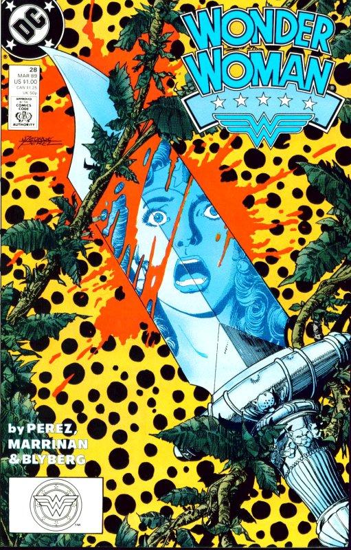 Wonder Woman Volume Two Issue 28