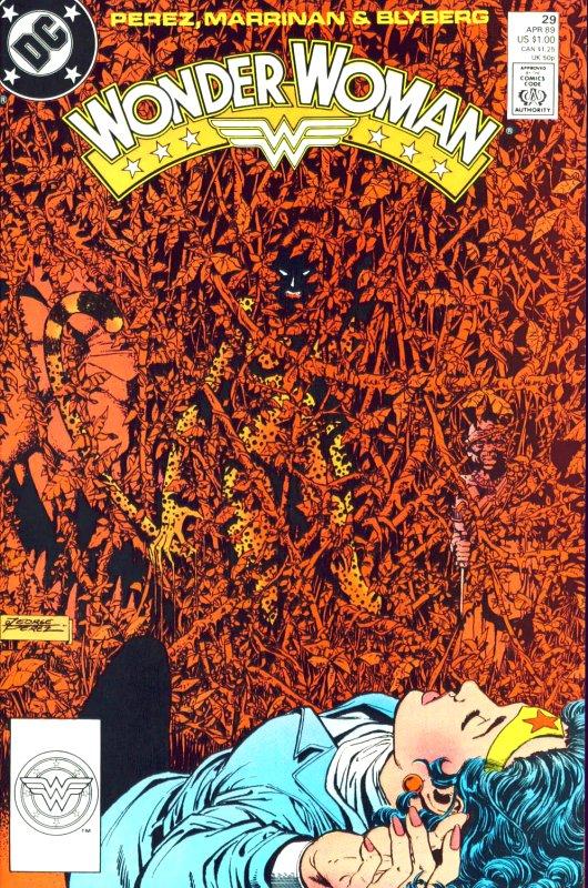 Wonder Woman Volume Two issue 29