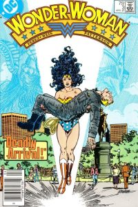 Wonder Woman Volume Two Issue 3