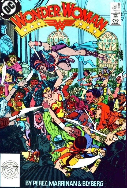 Wonder Woman Volume Two issue 30