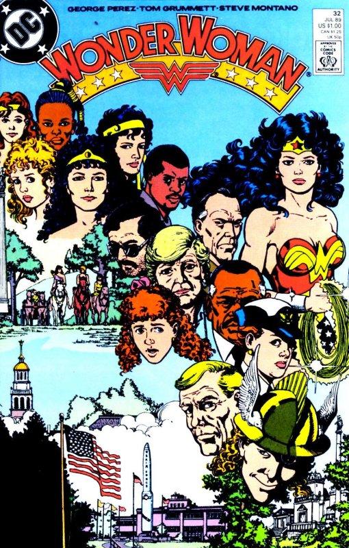 Wonder Woman Volume Two issue 32