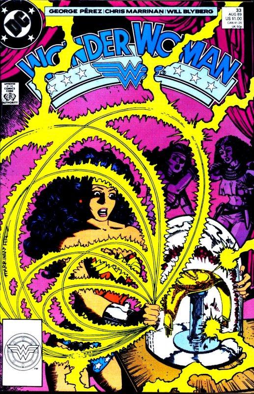 Wonder Woman Volume Two issue 33