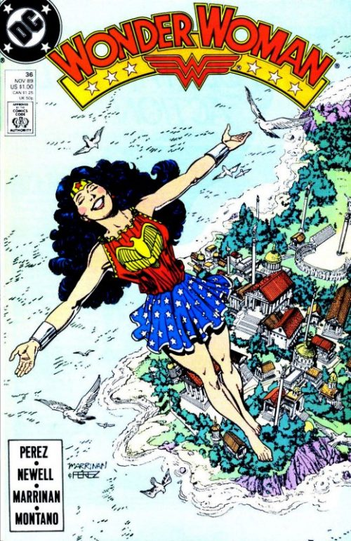 Wonder Woman Volume Two issue 36