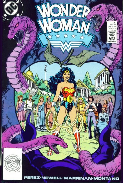 Wonder Woman Volume Two issue 37