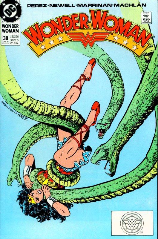 Wonder Woman Volume Two issue 38