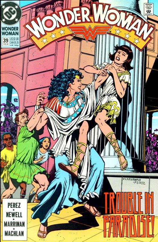 Wonder Woman Volume Two issue 39