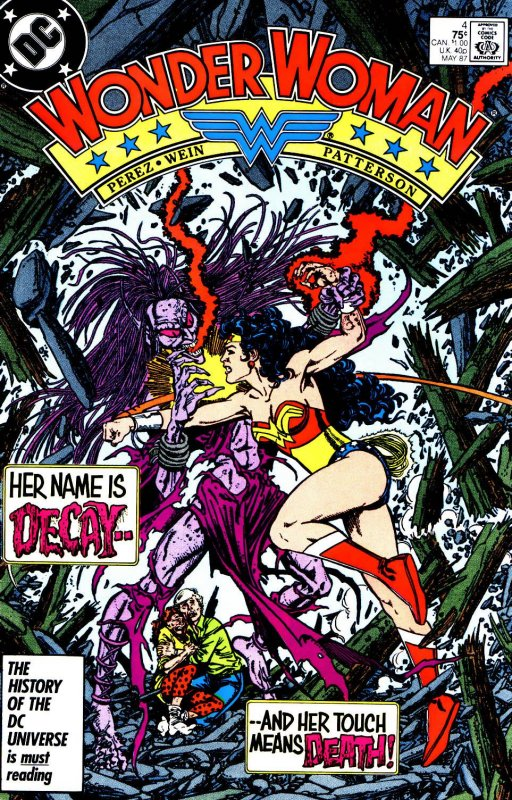 Wonder Woman Volume Two issue 4