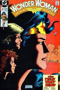 Wonder Woman Volume Two Issue 41