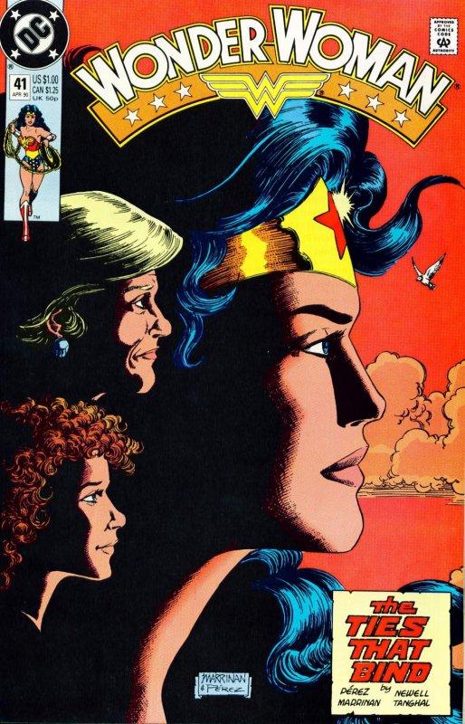Wonder Woman Volume Two Issue 41