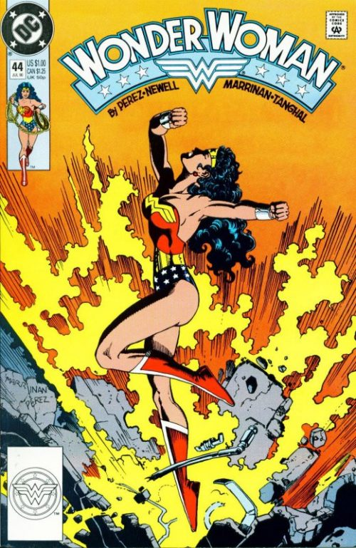 Wonder Woman Volume Two issue 44