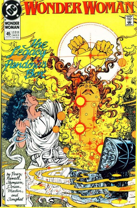 Wonder Woman Volume Two issue 45