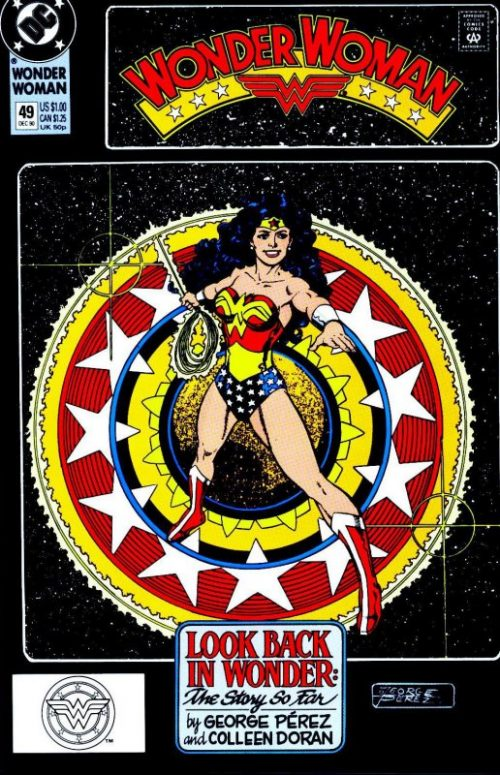 Wonder woman Volume Two issue 49