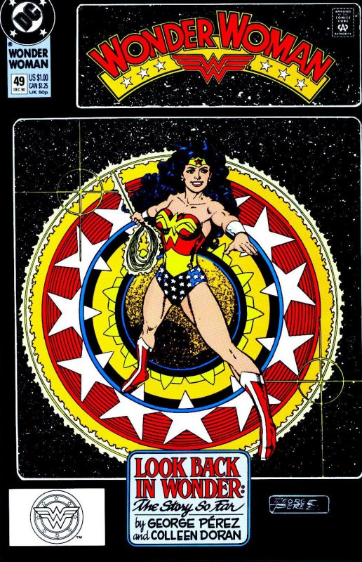 Wonder woman Volume Two issue 49