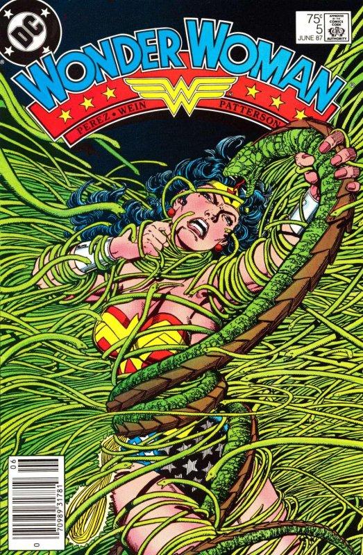 Wonder Woman Volume Two issue 5