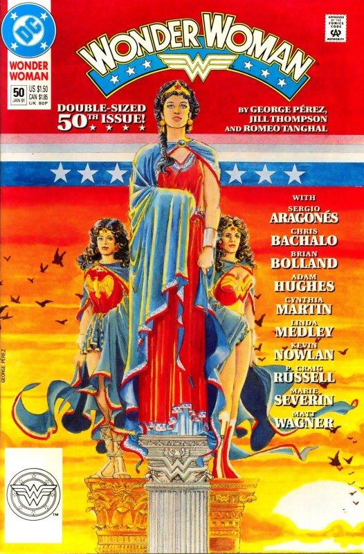 Wonder Woman Volume Two Issue 50