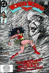 Wonder Woman Volume Two issue 51