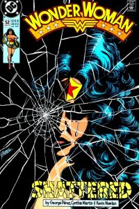 Wonder Woman Volume Two issue 52