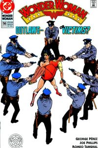 Wonder woman Volume Two issue 56