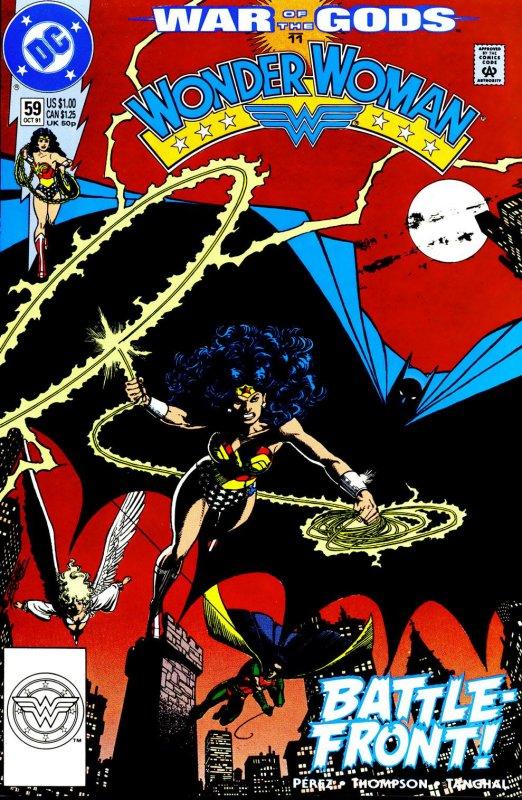 Wonder Woman Volume Two Issue 59