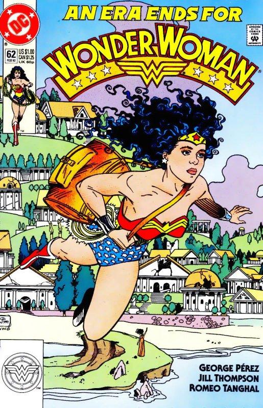 Wonder Woman Volume Two issue 62
