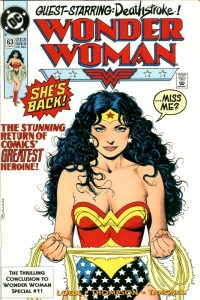 Wonder Woman Volume Two Issue 63