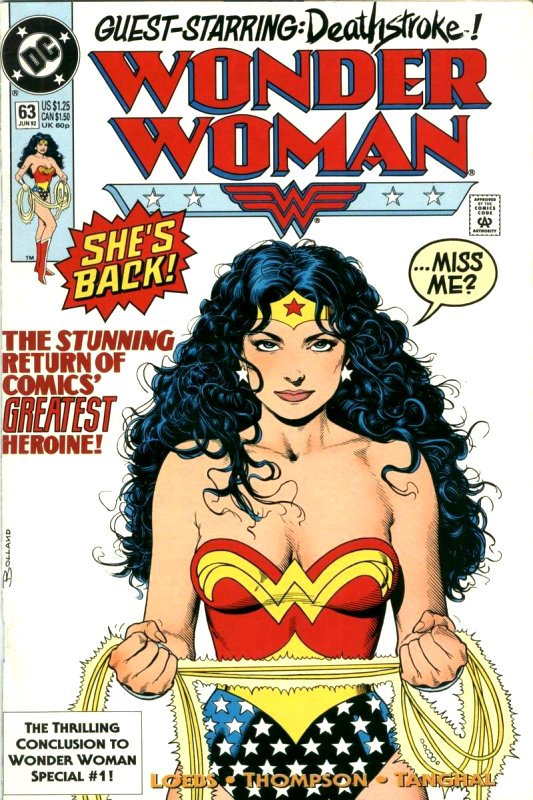 Wonder Woman Volume Two Issue 63