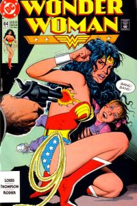 Wonder Woman Volume Two Issue 64