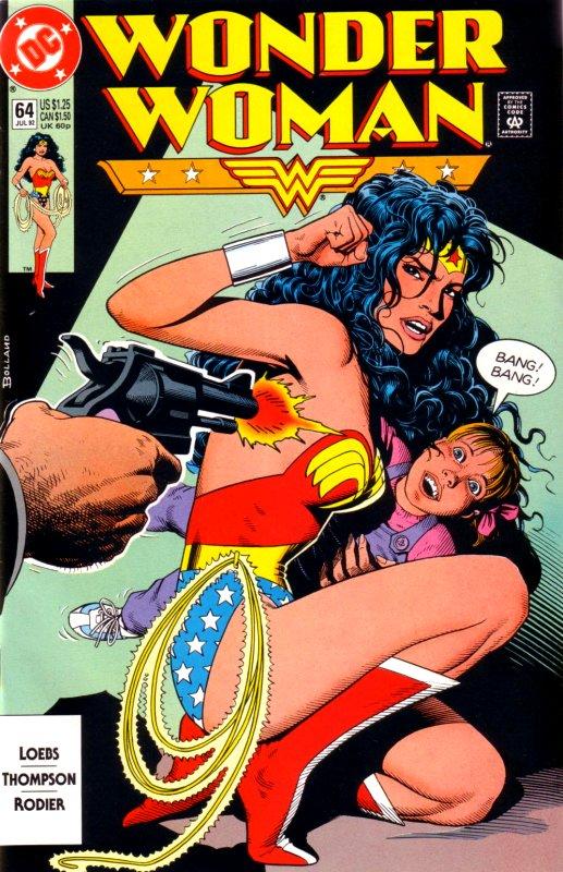 Wonder Woman Volume Two Issue 64