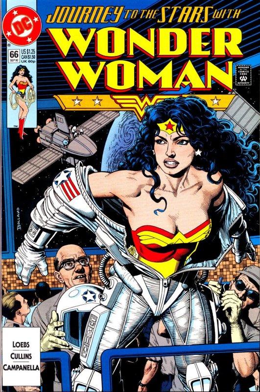 Wonder Woman Volume Two Issue 66