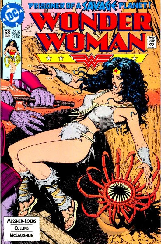 Wonder Woman Volume Two Issue 68