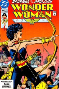 Wonder Woman Volume Two issue 69