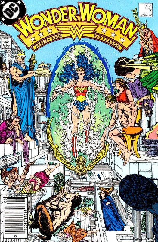 Wonder Woman Volume Two issue 7