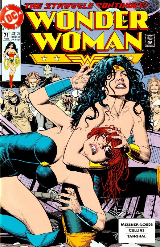 Wonder Woman Volume Two issue 71