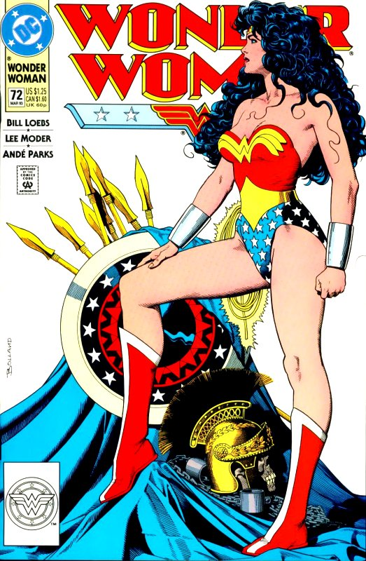 Wonder Woman Volume Two issue 72