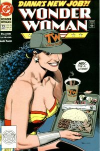 Wonder Woman Volume Two issue 73