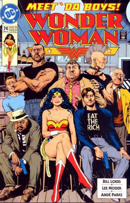 Wonder Woman Volume Two Issue 74