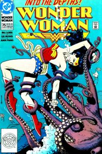 Wonder Woman Volume Two issue 75